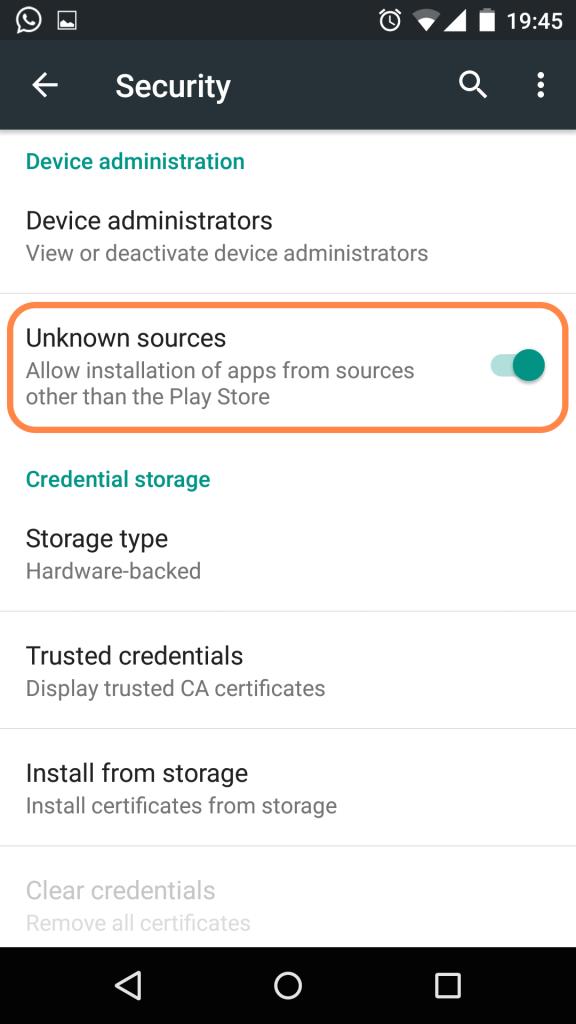 Panduan download bola tangkas versi Mobile